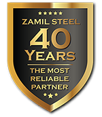 Zamil Steel Holding Company Limited celebrating 40th anniversary